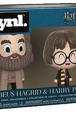 Copertina di Vinyl:Harry Potter – Harry & Hagrid
