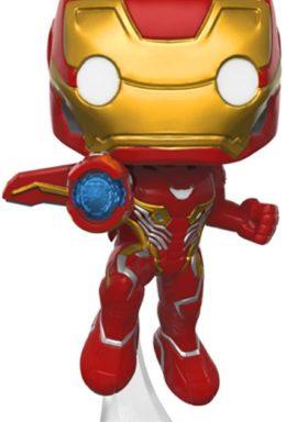 Copertina di Avengers Infinity War – Iron Man – Funko Pop n.285