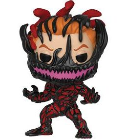 Copertina di Venom – Carnage/Cletus Kasady – Funko Pop n.367