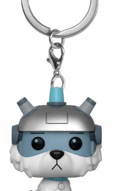 Copertina di Rick & Morty – Snowball – Funko Keychain