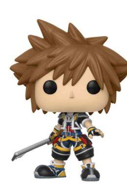 Copertina di Kingdom Hearts – Sora – Funko Pop n.331