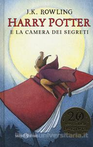 Copertina di Harry Potter e la Camera Dei Segreti