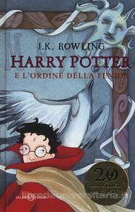 Copertina di Harry Potter e l'ordine Della Fenice