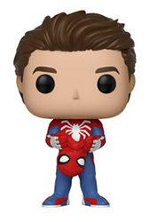 Spider Man – Unmasked Spider Man – Funko Pop n.395