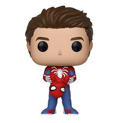 Copertina di Spider Man – Unmasked Spider Man – Funko Pop n.395