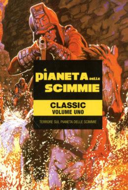 Copertina di Il Pianeta Delle Scimmie Classic n.1