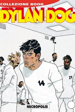 Copertina di Dylan Dog Book n.212 – Necropolis