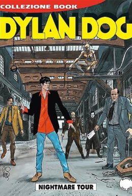 Copertina di Dylan Dog Book n.231 – Nightmare Tour
