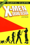 X-men: grand design n.1 – Marvel Giant
