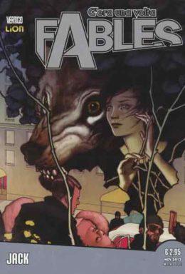 Copertina di C'era una volta Fables n.3 – Jack – Vertigo Legend