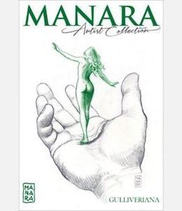 Copertina di Manara Artist Collection n.3