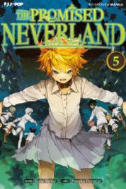 The Promised Neverland n.5