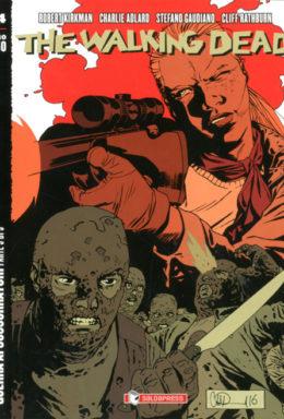 Copertina di The Walking Dead n.54 – Economico – Guerra ai Sussuratori 3