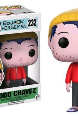 Copertina di Bojack Horseman – Todd Chavez – Funko Pop 232