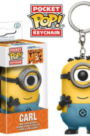Despicable Me 3 – Carl – Funko Keychain