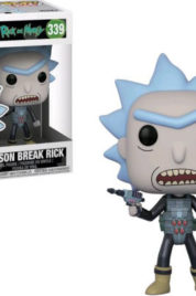 Rick & Morty – Prison Escape Rick – Funko Pop