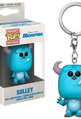Copertina di Monsters – Sulley – Funko Keychain