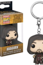 Lord of the Ring – The Hobbit – Aragorn – Funko Keychain