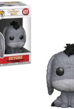 Copertina di Christopher Robin Movie – Eeyore – Funko Pop 437