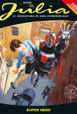 Copertina di Julia n.241 – Super Hero