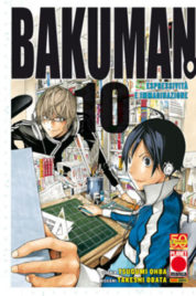 Bakuman n.10 – Planet Manga Presenta 40