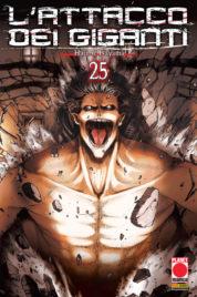 L'attacco Dei Giganti n.25 – Generation Manga 25