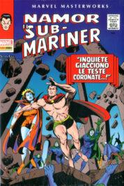 Marvel Masterworks n.82 – Namor, il sub-mariner n.1