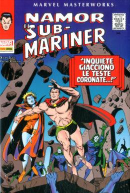 Copertina di Marvel Masterworks – Namor, il sub-mariner n.1