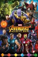 Avengers Infinity War Maxi Poster