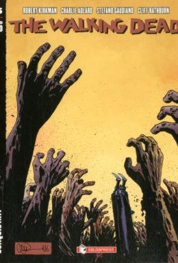 Copertina di The Walking Dead n.55 – Conquistati – Economico