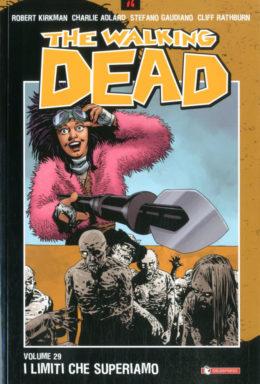 Copertina di The Walking Dead n.29 – I limiti che superiamo