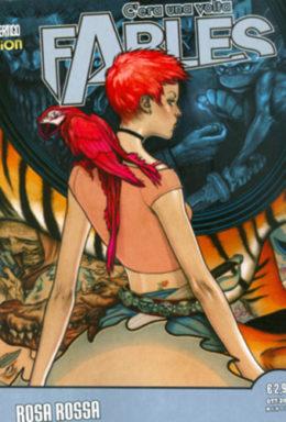 Copertina di Fables n.2 – Rosa Rossa – Vertigo Legend