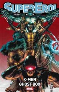 Copertina di Supereroi Leggende Marvel n.4 – X-men Ghost Box