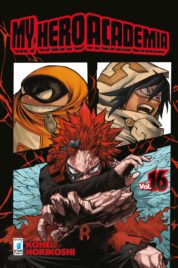 My Hero Academia n.16 – Dragon 244