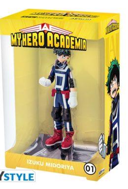 Copertina di My Hero Academia – Izuku Midoriya – Action Figure