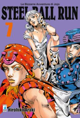 Copertina di Steel Ball Run n.7 – Bizzarre Avventure Di Jojo
