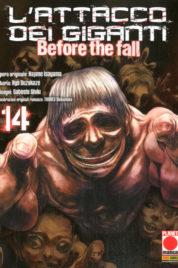 Attacco Dei Giganti Before the fall 14 – Manga Shock 20