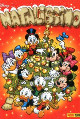 Copertina di Natalissimo 2018 – Disney Time n.88