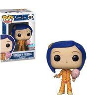 Coraline – Coraline W/Cat Buddy – Funko Pop 424