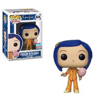 Copertina di Coraline – Coraline W/Cat Buddy – Funko Pop 424