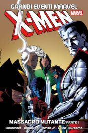 X-Men – Massacro Mutante n.1 – Grandi Eventi Marvel 22