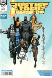 Justice League America n.17 – Rinascita – Serie Regolare 55
