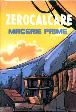 Copertina di Macerie Prime – Cofanetto
