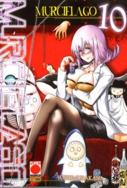 Copertina di Murcielago n.10 – Manga Fiction 10