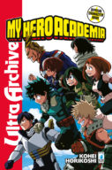 My Hero Academia – Official Character Book