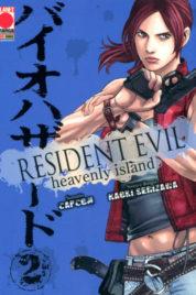 Resident Evil:Heavenly Island n.2