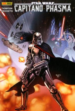 Copertina di Star Wars Collection – Capitano Phasma
