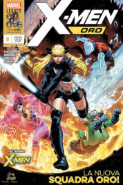 Gli Incredibili X-Men n.341 – X-men Oro 13