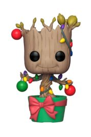 Holiday Groot – Lights&Ornaments – Funko Pop 399