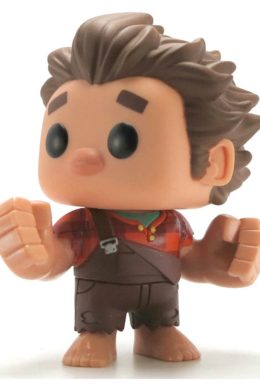 Copertina di Wreck It Ralph 2 – Wreck It Ralph – Funko Pop 06